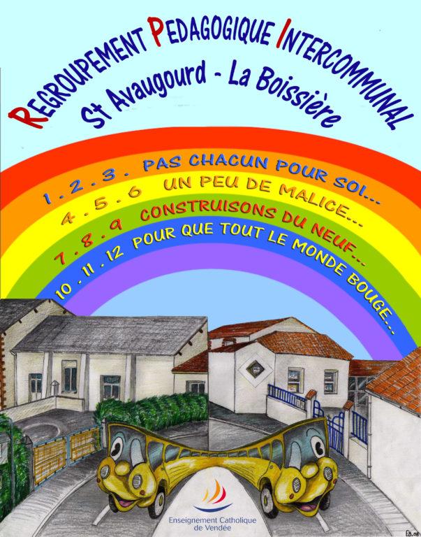 RPI La Boissière - Saint Avaugourd